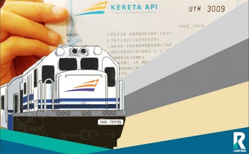 tiket kereta api ekonomi murah