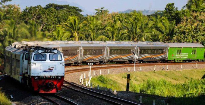 tiket kereta api terpopuler