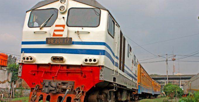 Tiket Kereta Api Slawi Semarang